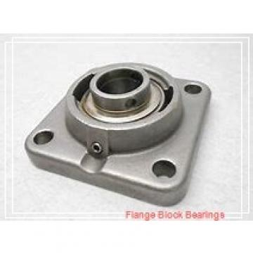 QM INDUSTRIES QVFYP12V204SC  Flange Block Bearings