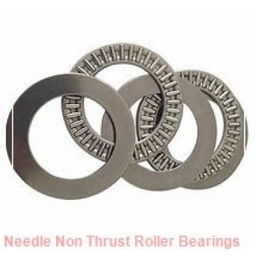 0.591 Inch | 15 Millimeter x 0.748 Inch | 19 Millimeter x 0.551 Inch | 14 Millimeter  CONSOLIDATED BEARING K-15 X 19 X 14  Needle Non Thrust Roller Bearings