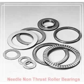 0.63 Inch | 16 Millimeter x 0.787 Inch | 20 Millimeter x 0.394 Inch | 10 Millimeter  CONSOLIDATED BEARING K-16 X 20 X 10  Needle Non Thrust Roller Bearings