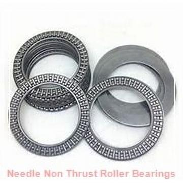 0.63 Inch | 16 Millimeter x 0.787 Inch | 20 Millimeter x 0.669 Inch | 17 Millimeter  CONSOLIDATED BEARING K-16 X 20 X 17  Needle Non Thrust Roller Bearings