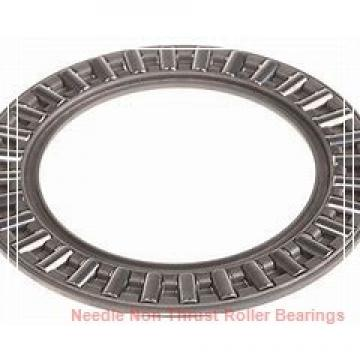 0.63 Inch | 16 Millimeter x 0.787 Inch | 20 Millimeter x 0.512 Inch | 13 Millimeter  CONSOLIDATED BEARING K-16 X 20 X 13  Needle Non Thrust Roller Bearings