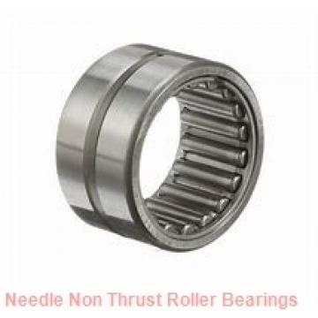 0.551 Inch | 14 Millimeter x 0.787 Inch | 20 Millimeter x 0.394 Inch | 10 Millimeter  CONSOLIDATED BEARING K-14 X 20 X 10  Needle Non Thrust Roller Bearings