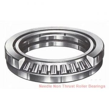 3.15 Inch   80 Millimeter x 3.465 Inch   88 Millimeter x 0.984 Inch   25 Millimeter  CONSOLIDATED BEARING K-80 X 88 X 25  Needle Non Thrust Roller Bearings