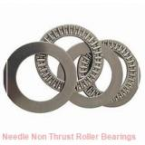 0.787 Inch | 20 Millimeter x 1.102 Inch | 28 Millimeter x 0.512 Inch | 13 Millimeter  CONSOLIDATED BEARING RNA-4902-2RS  Needle Non Thrust Roller Bearings